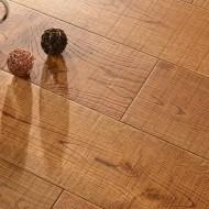 橡木实木地板 冷色系L-8626