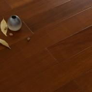 番龙眼实木地板 柚木色DJ-007