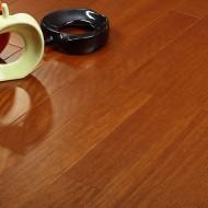 番龙眼本色锁扣DJ-902纯实木地热地板