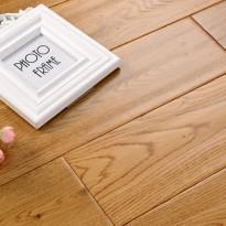 橡木仿古实木地板 原木色 DJ-520