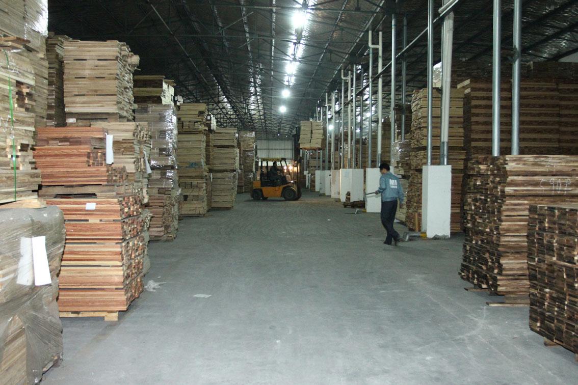 木之初地板工厂